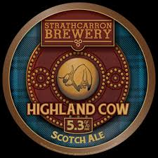 Strathcarron Brewery - Highland Cow