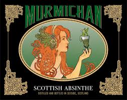 Murmichan - Scottish Absinthe