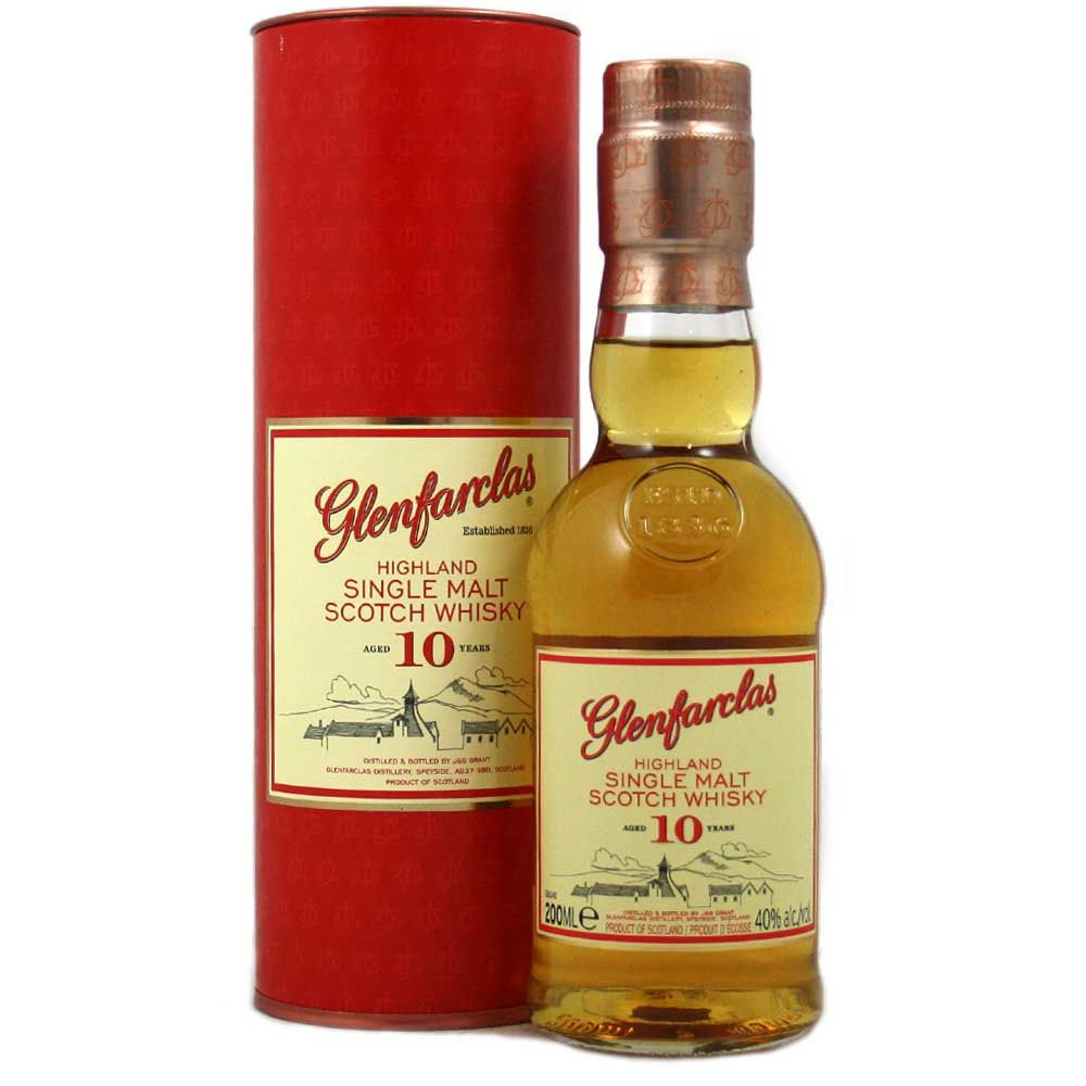 Glenfarclas 10 Year Old 20cl