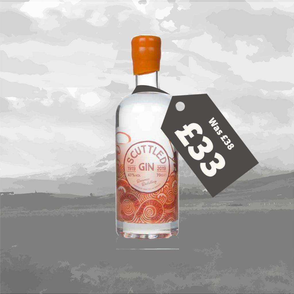 Deerness Distillery - Scuttled Gin