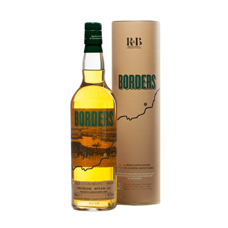 Borders Single Grain - First Release