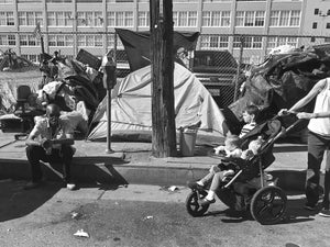 LA WEEKLY: Documenting Skid Row - Suitcase Joe's Raw, Intimate Photos Capture The Unexexpected