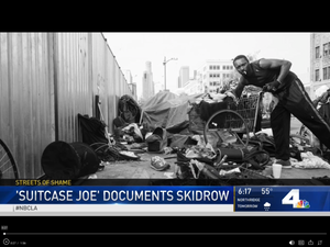 NBC LOS ANGELES - Suitcase Joe Documents Skid Row
