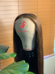 """SOLANA"" Highlighted Malaysian Body Wave  Glueless Ready Wear Wig"