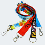 Custom Full Colour Lanyards