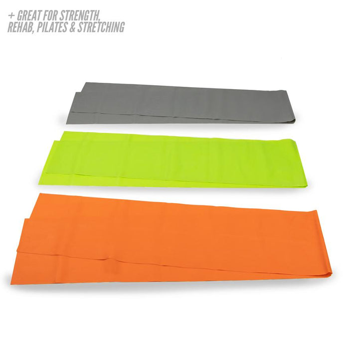 Phoenix Fitness Yoga stretch bands out of box, Phoenix fitness yoga stretch resistance bands, pose fit, resistance bands, yoga stretch bands