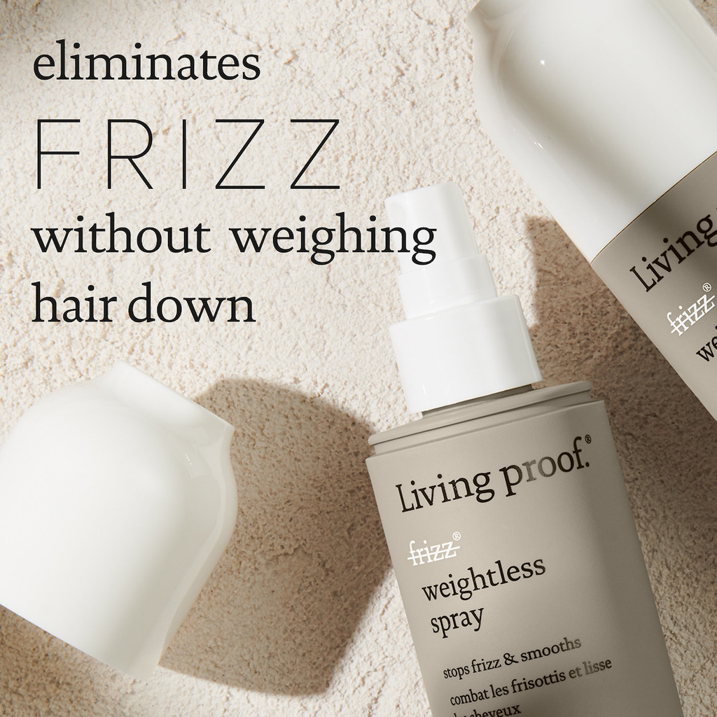 Living Proof No Frizz Weightless Spray