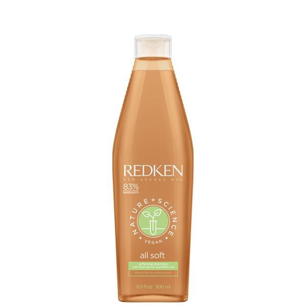 REDKEN NATURE + SCIENCE ALL SOFT SULFATE-FREE SHAMPOO