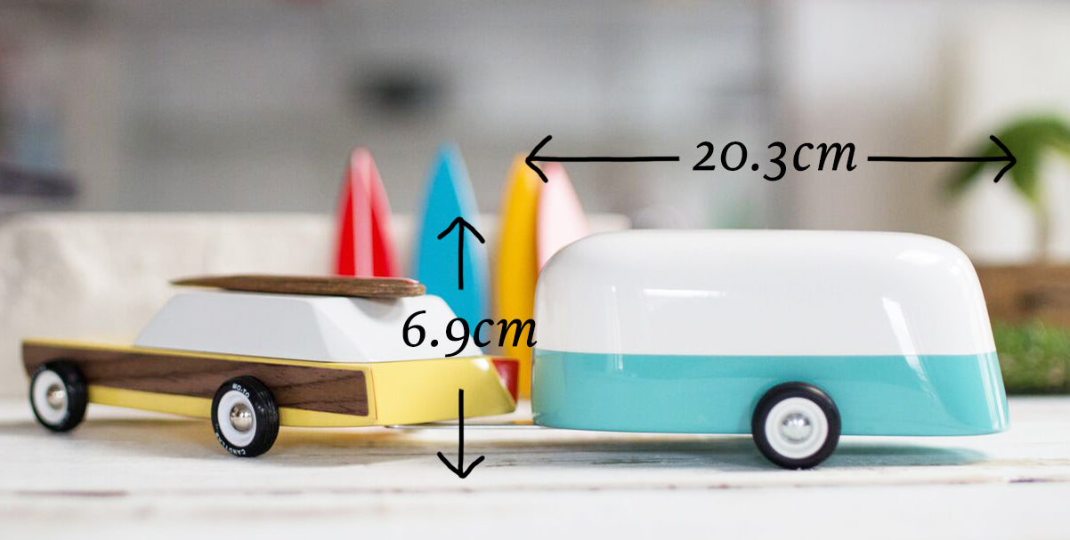 Camper Wooden Car Toy