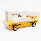 CandyCab Wooden Car