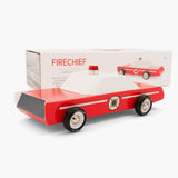 Firechief Wooden Car