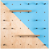 Pegboard Blue Piscine Strip
