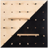 Pegboard Black Strip