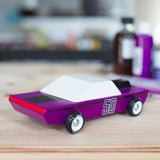 Plum 50 Wooden Car