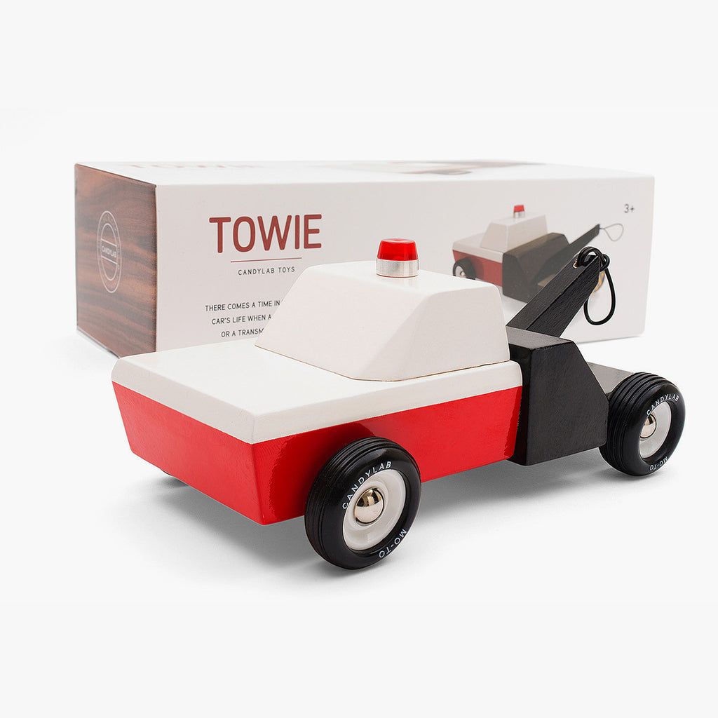 Towie Wooden Car