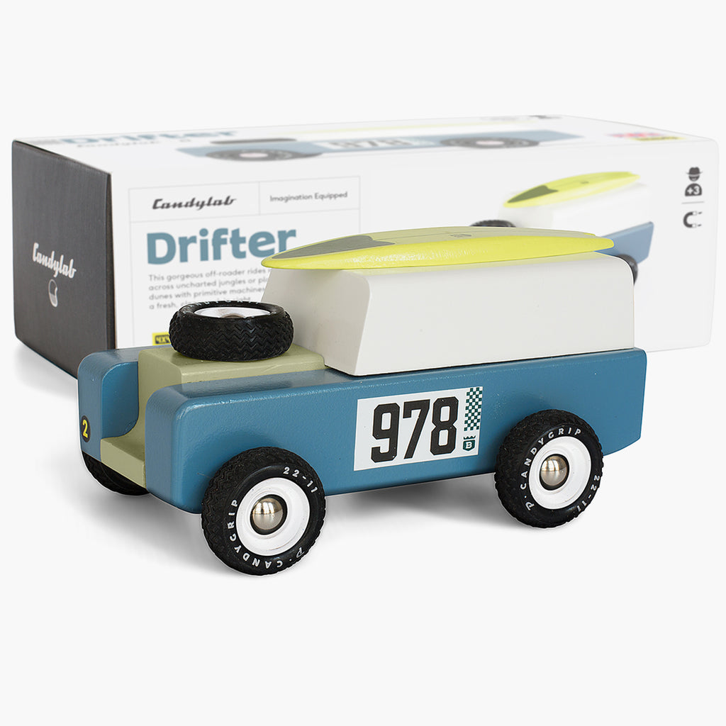 The Drifter Wooden Car