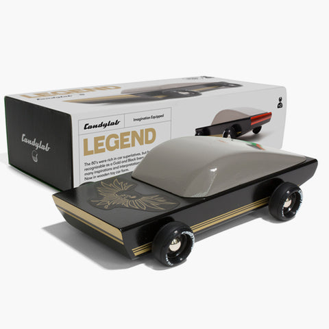 Legend Wooden Car