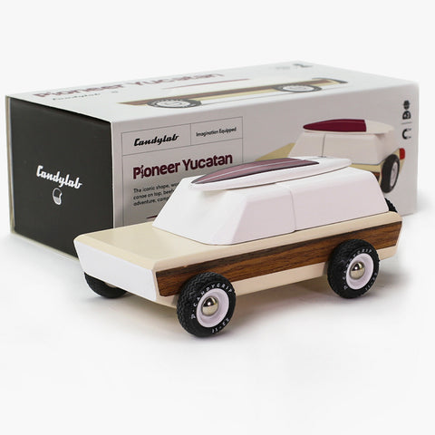Pioneer Yucatan Wooden Car