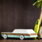 Woodie Redux Wooden Car