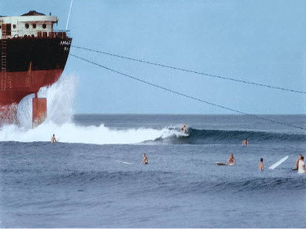 Surfing Florida Museum Tanker Pull