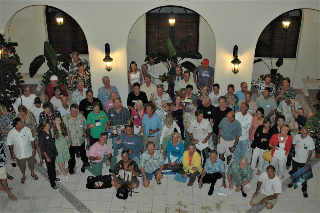 Palm Beach County Surfing History Project Meeting