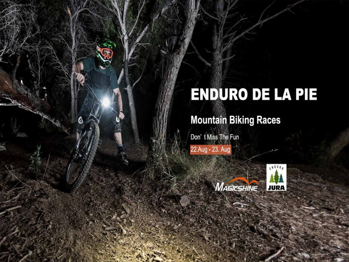 Enduro de la Pipe 2020 sponsored by Magicshine
