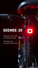 Load image into Gallery viewer, Magicshine Rear tail Light  Seemee 20