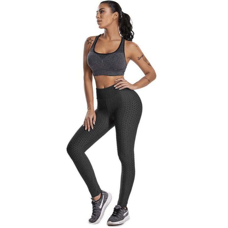 SlimWaist™️ XS / Black Anti-Cellulite Leggings SlimWaist™️