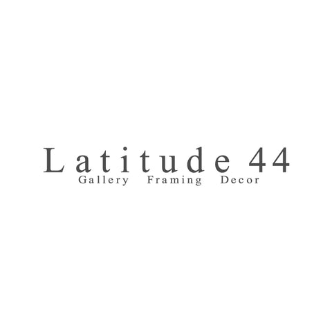 Latitude 44 Gallery Framing Decor