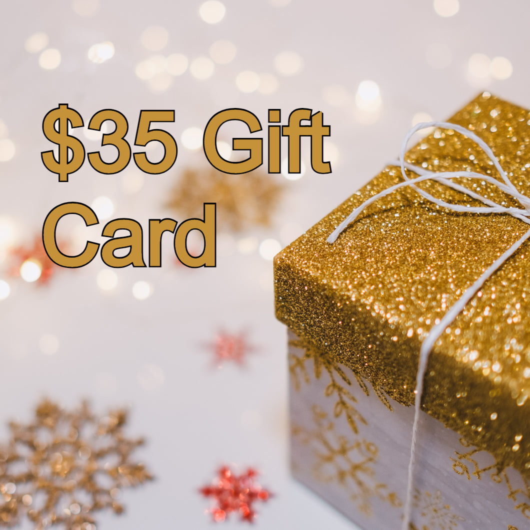 $35 Physical Gift Card for $30