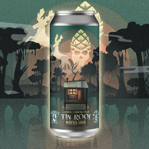 Tin Roof - Maibock - Badsons Collaboration - 1/6 bbl Log