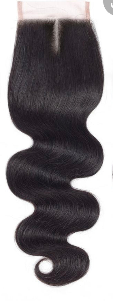 Brazilian 2.5x4 Lace Bodywave Middle Part