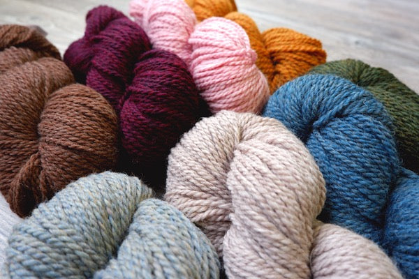 Quick Knits Project Notes Week One: Berroco Mercado