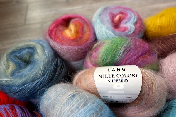 Quick Knits Project Notes Week 3: All things Mohair!
