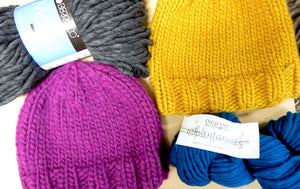 Quick Knits Project Notes Week 8: The quickest!