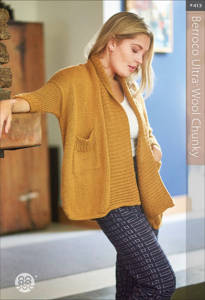 Berroco Book 413 Ultra Wool
