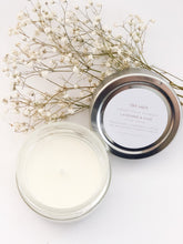 Load image into Gallery viewer, LAVENDER & SAGE - TRY ME! CANDLE 3.5 OZ