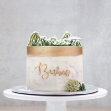 Load image into Gallery viewer, Buttercream Succulents
