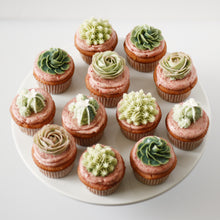 Load image into Gallery viewer, Succulent Cupcakes