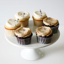 Load image into Gallery viewer, Lavender Cupcakes