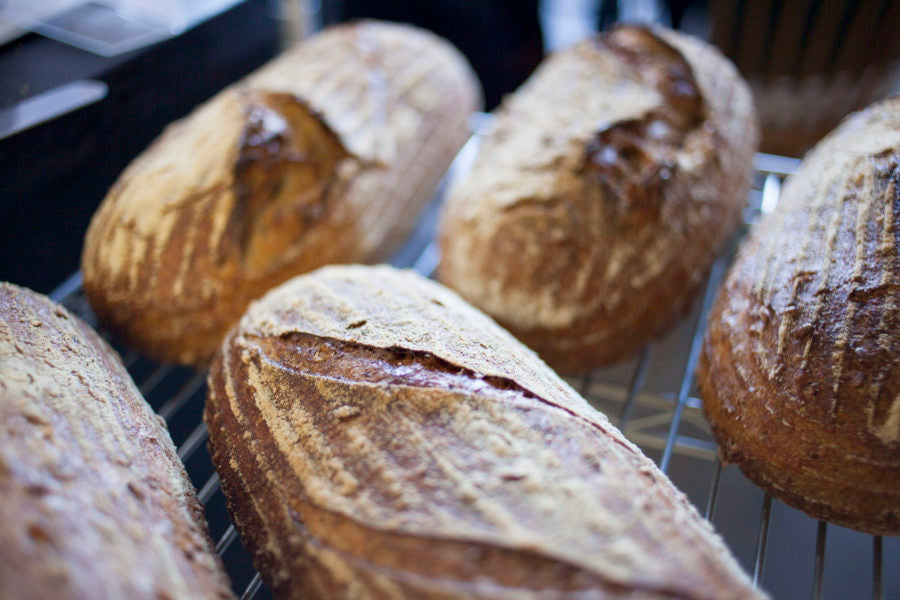 BREAD - Sourdough 800g Seeded - COLLECTION ONLY WEDNESDAY