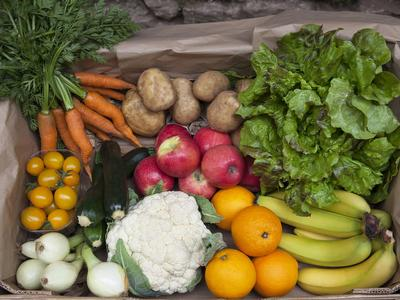 BOX collection or deliveries  - Fruit and Veg FRIDAY Friday July 10th COLLECTION ONLY