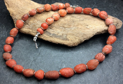 Carnelian Stone  necklace