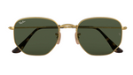 Afbeelding in Gallery-weergave laden, Ray Ban Hexagonal 3548 001