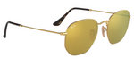 Afbeelding in Gallery-weergave laden, Ray Ban Hexagonal 3548 001/93