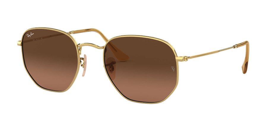 Ray Ban hexagonal ledgend 3548