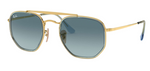 Afbeelding in Gallery-weergave laden, Ray Ban Marshal 3648 9123/3M