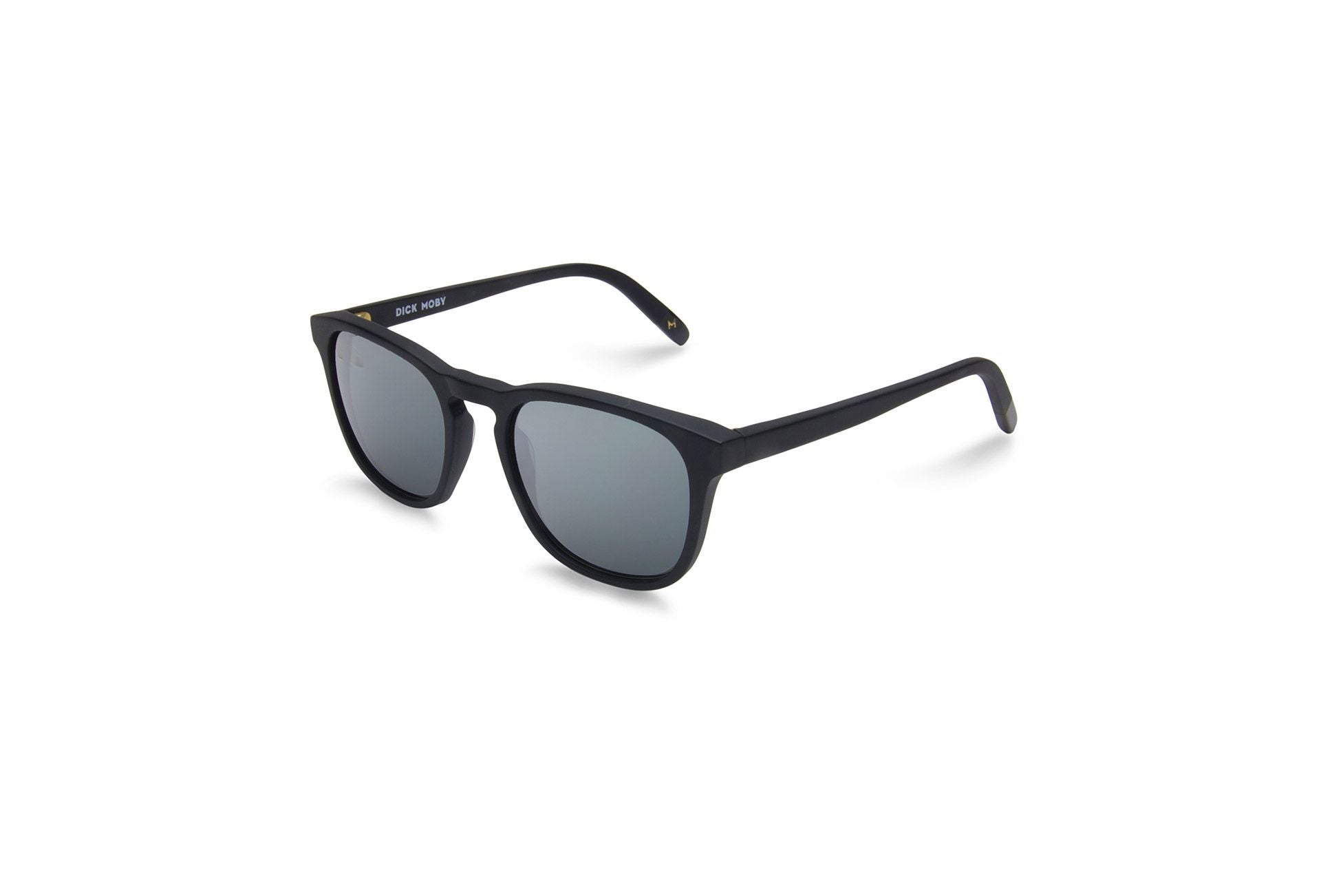 Dick Moby Marseille Matte Recycled Black