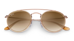 Afbeelding in Gallery-weergave laden, Ray Ban Gold/brown