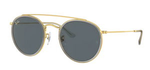 Ray Ban round double bridge 3647-N 9210/R5